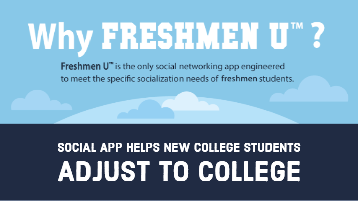 Social App Helps New College Students Adjust to College