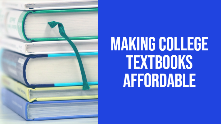 Making College Textbooks Affordable